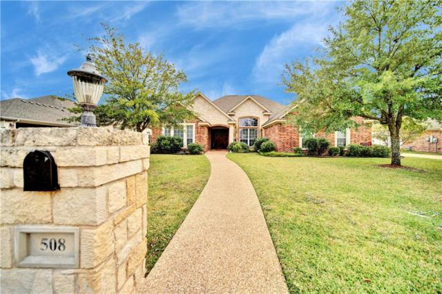 508 Lariat Trail, Mcgregor, TX 76657 (MLS #186404) :: Magnolia Realty