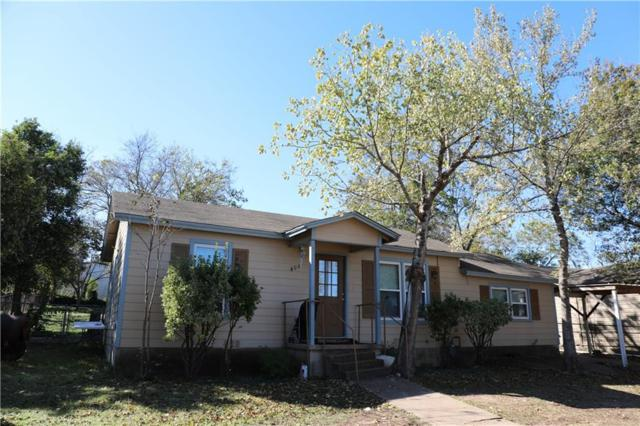 404 Avenue G, Valley Mills, TX 76689 (MLS #186470) :: Magnolia Realty