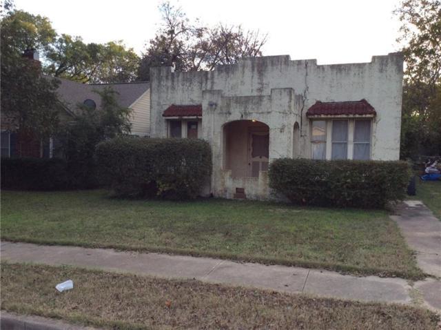 522 N 33rd Street, Waco, TX 76707 (MLS #186569) :: Magnolia Realty
