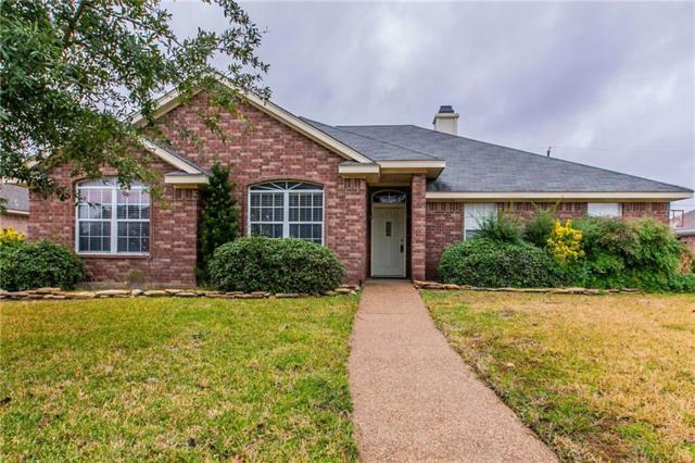 1029 S Haven Drive, Hewitt, TX 76643 (MLS #186781) :: A.G. Real Estate & Associates