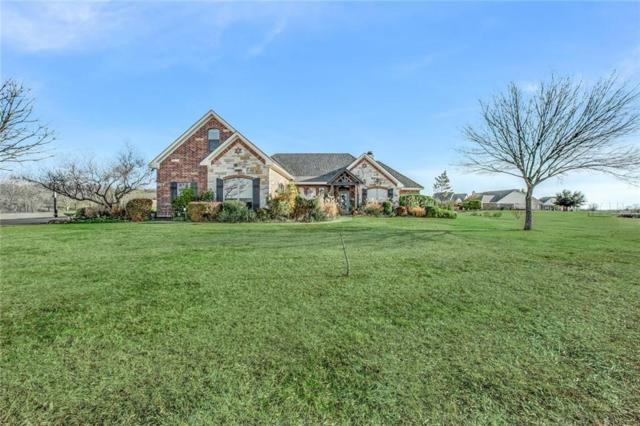 350 Hunters Meadow Drive, Lorena, TX 76655 (MLS #186806) :: A.G. Real Estate & Associates