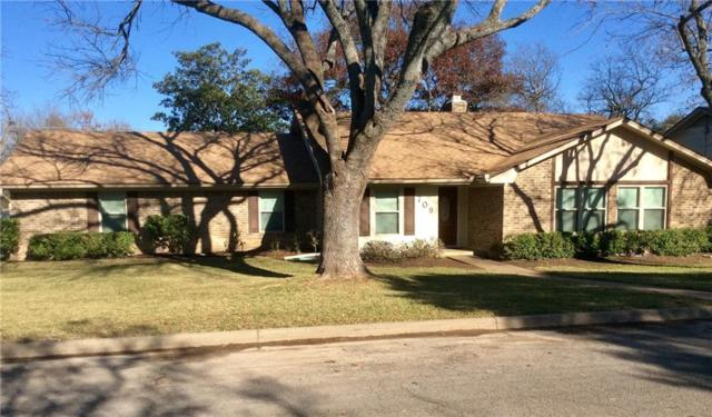 709 Willow Creek Drive, Waco, TX 76712 (MLS #186860) :: A.G. Real Estate & Associates