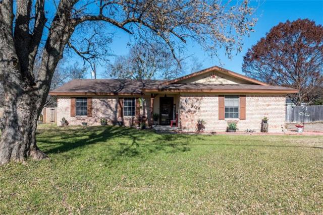308 W Spring Valley Road, Hewitt, TX 76643 (MLS #186864) :: A.G. Real Estate & Associates