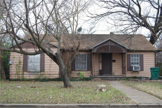 1214 Laclede Street, Waco, TX 76705 (MLS #186903) :: Magnolia Realty