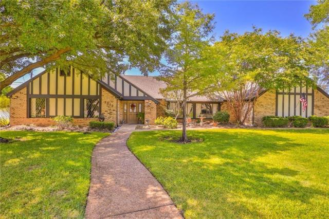1313 Woodland West Drive, Waco, TX 76712 (MLS #186928) :: The i35 Group