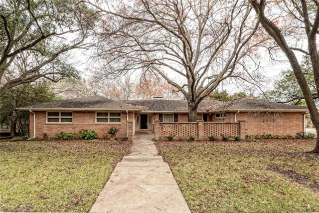 2525 Wooddale Circle, Waco, TX 76710 (MLS #186940) :: The i35 Group