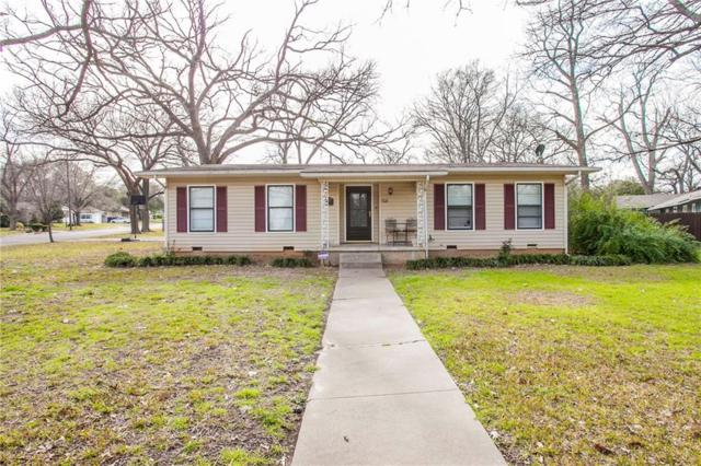 708 Triangle, Waco, TX 76710 (MLS #187279) :: The i35 Group