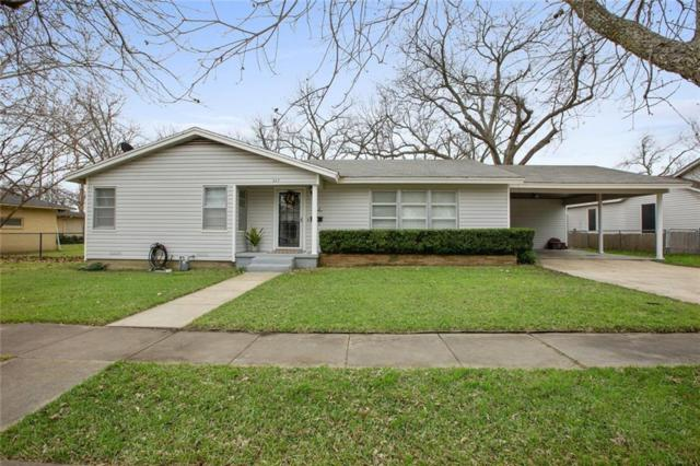 307 W Broadway Street, West, TX 76691 (MLS #187322) :: Magnolia Realty