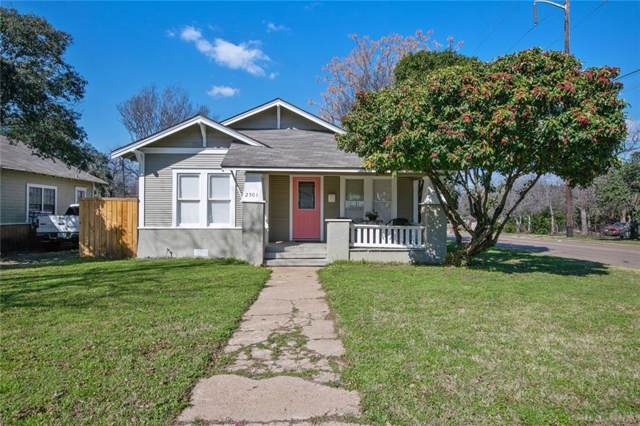 2501 Summer Avenue, Waco, TX 76708 (MLS #187379) :: A.G. Real Estate & Associates