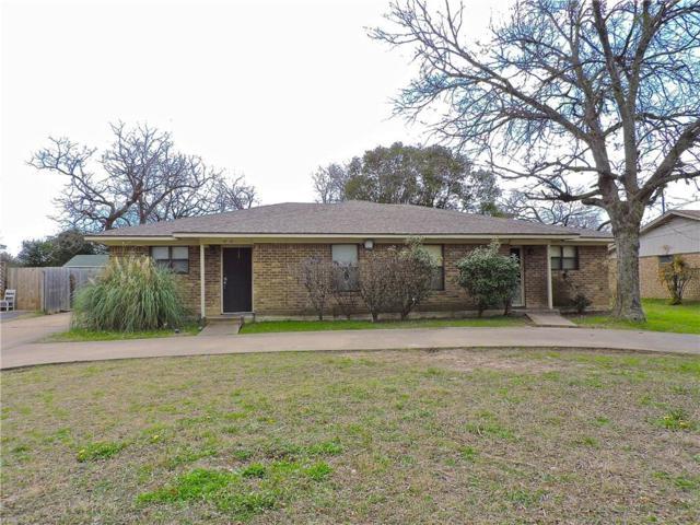 4122-4124 Hillcrest Drive, Waco, TX 76710 (MLS #187437) :: Magnolia Realty