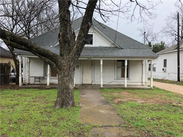 1920 Burnett Avenue, Waco, TX 76706 (MLS #187540) :: Magnolia Realty
