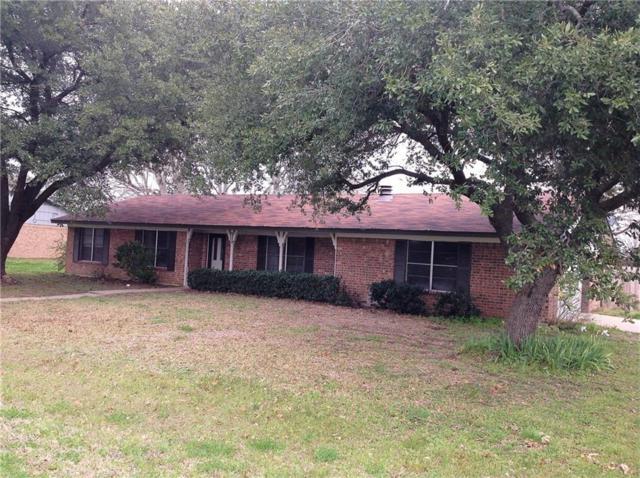 1105 Joel Street, Groesbeck, TX 76642 (MLS #187550) :: Magnolia Realty