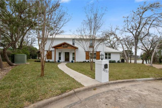 3527 Lake Heights Drive, Waco, TX 76708 (MLS #187590) :: A.G. Real Estate & Associates
