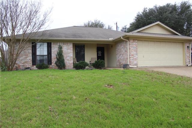 244 Cross Country Drive, Hewitt, TX 76643 (MLS #187604) :: A.G. Real Estate & Associates