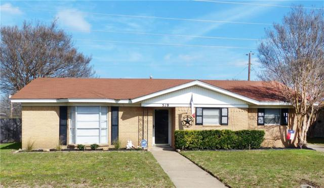 519 N 62nd Street, Waco, TX 76710 (MLS #187619) :: The i35 Group