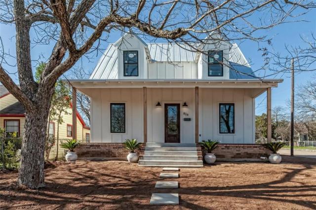 824 N 34th Street, Waco, TX 76710 (MLS #187628) :: A.G. Real Estate & Associates