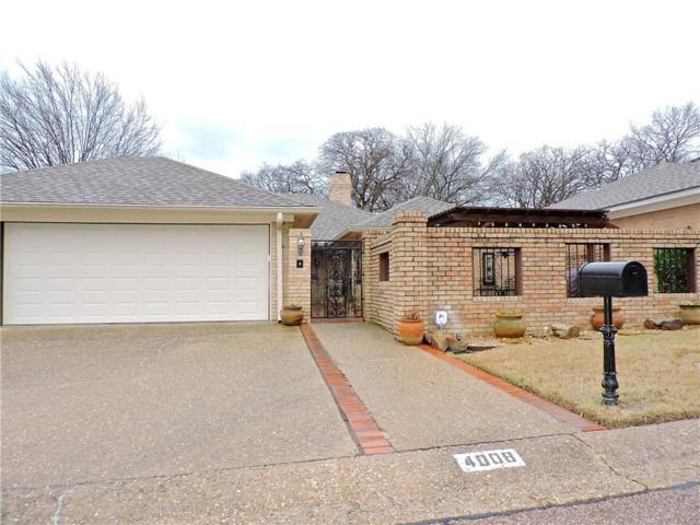 4008 Westchester Drive, Waco, TX 76710 (MLS #187632) :: A.G. Real Estate & Associates