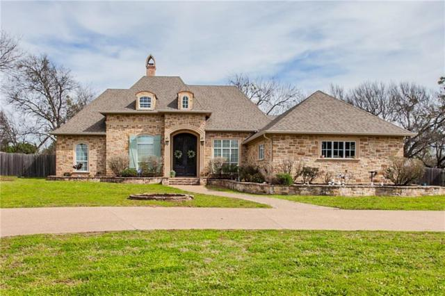 609 N Old Robinson Road, Robinson, TX 76706 (MLS #187636) :: A.G. Real Estate & Associates