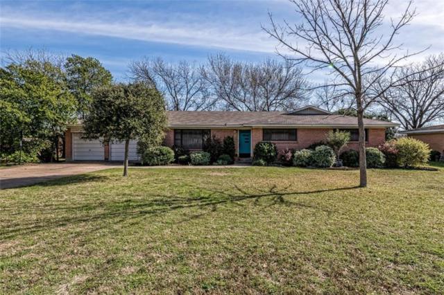 2419 Starr Drive, Waco, TX 76710 (MLS #187660) :: Magnolia Realty