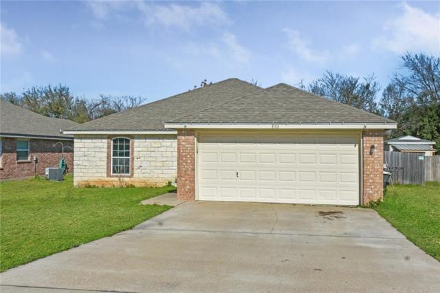 608 Apple Cross Court, Robinson, TX 76706 (MLS #187718) :: A.G. Real Estate & Associates