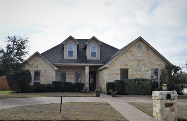 965 Lands End Cove, Hewitt, TX 76643 (MLS #187729) :: Magnolia Realty