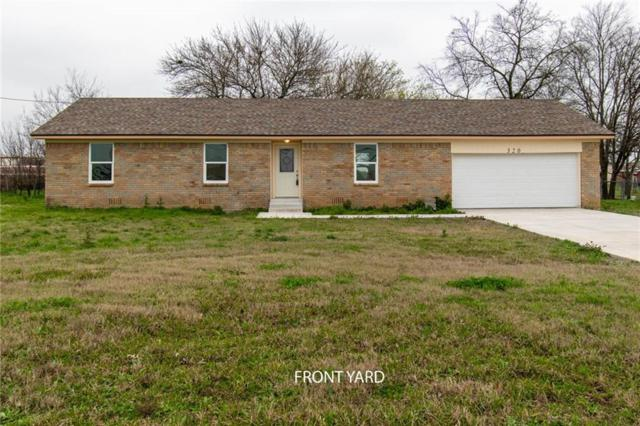 320 W Tate Avenue, Robinson, TX 76712 (MLS #187927) :: The i35 Group