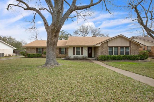709 Willow Creek Drive, Waco, TX 76712 (MLS #188068) :: Magnolia Realty