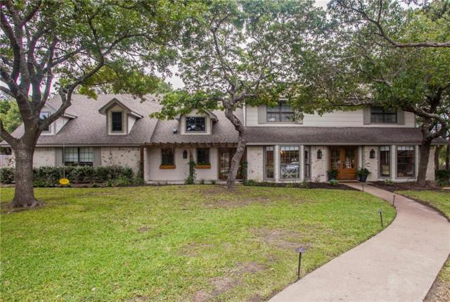 215 Trailwood Drive, Woodway, TX 76712 (MLS #188270) :: A.G. Real Estate & Associates