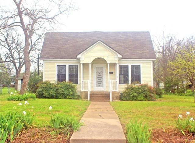 806 E Texas Avenue, Mart, TX 76664 (MLS #188321) :: Magnolia Realty