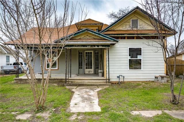406 Dalton Street, Hillsboro, TX 76645 (MLS #188571) :: Magnolia Realty