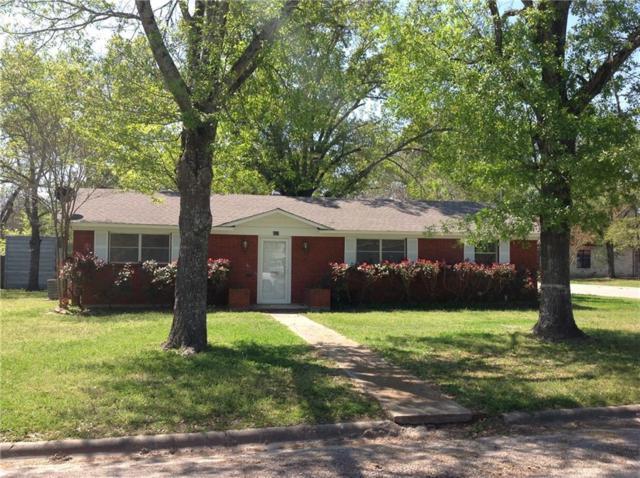 602 E Walker Street, Groesbeck, TX 76642 (MLS #188848) :: The i35 Group