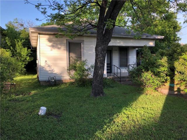 1708 S 12th Street, Waco, TX 76706 (MLS #188855) :: The i35 Group