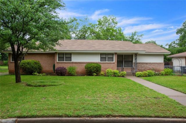 4513 Catto Avenue, Waco, TX 76710 (MLS #188960) :: A.G. Real Estate & Associates