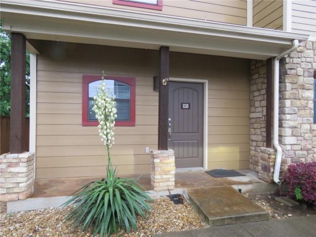 2410 S 2nd Street S #838, Waco, TX 76706 (MLS #188965) :: The i35 Group