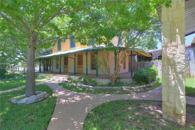 450 State Hwy 22 Highway, Clifton, TX 76634 (MLS #189430) :: Magnolia Realty