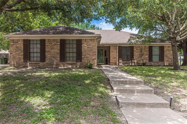 208 Hillside Drive, Hewitt, TX 76643 (MLS #189585) :: A.G. Real Estate & Associates