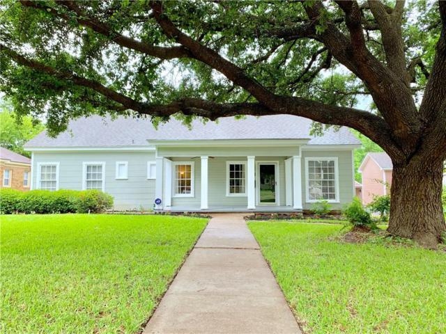 3021 Windsor Avenue, Waco, TX 76708 (MLS #189652) :: A.G. Real Estate & Associates