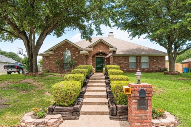 316 Fannin Drive, Hewitt, TX 76643 (MLS #189776) :: Magnolia Realty