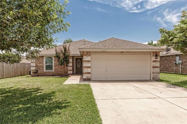 200 Durie Drive, Robinson, TX 76706 (MLS #189819) :: A.G. Real Estate & Associates