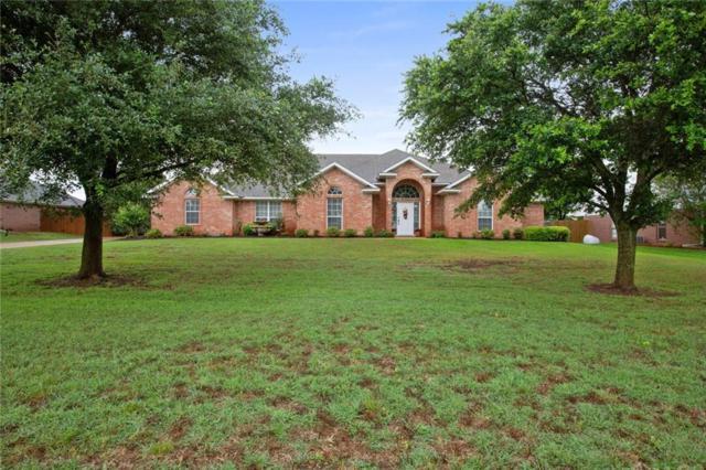 2956 Pilgrim Lane, Lorena, TX 76655 (MLS #189853) :: A.G. Real Estate & Associates