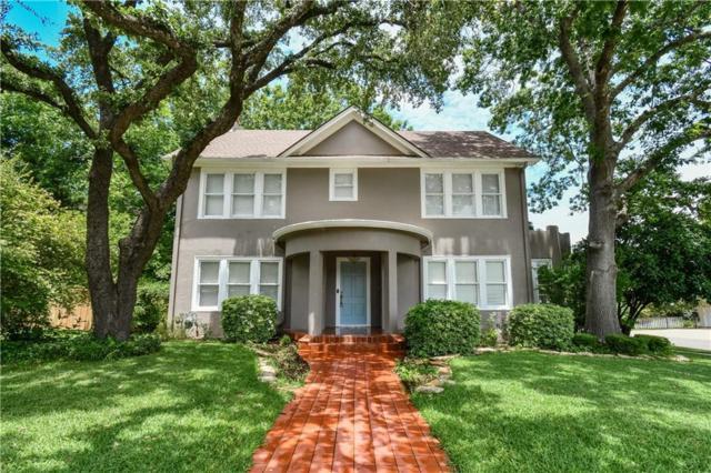 2801 Columbus Avenue, Waco, TX 76710 (MLS #189936) :: A.G. Real Estate & Associates