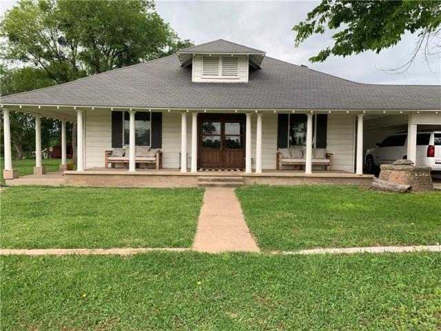 13306 Chapel Road, Lorena, TX 76712 (MLS #189947) :: A.G. Real Estate & Associates