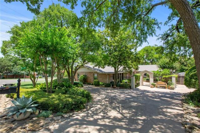 613 Wooded Crest Drive, Waco, TX 76712 (MLS #190034) :: The i35 Group