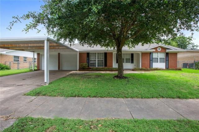 109 S Barbara Street, Waco, TX 76705 (MLS #190063) :: The i35 Group