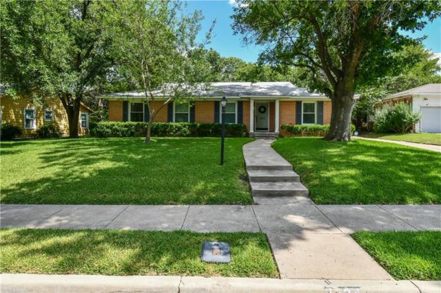 1324 Sunset Street, Waco, TX 76710 (MLS #190639) :: A.G. Real Estate & Associates