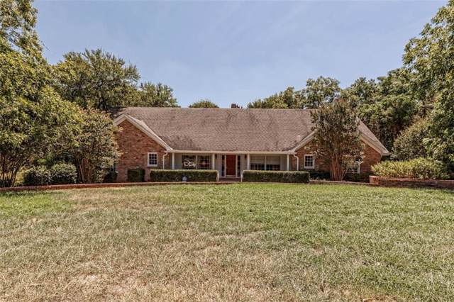 3121 Robin Road, Waco, TX 76708 (MLS #191006) :: A.G. Real Estate & Associates
