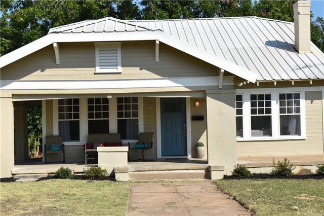 2605 Sanger Avenue, Waco, TX 76707 (MLS #191030) :: The i35 Group