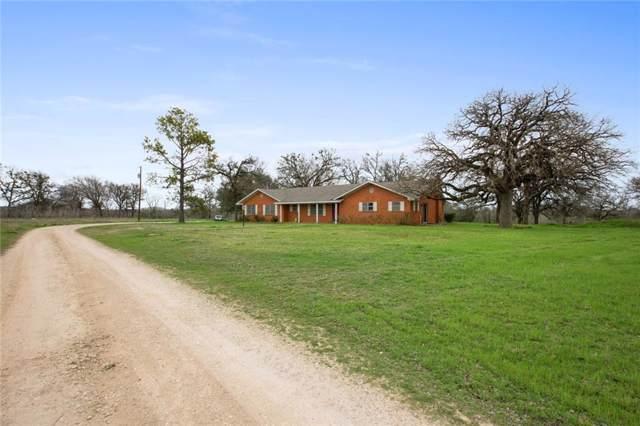 627 Wedgewood, China Spring, TX 76633 (MLS #191109) :: A.G. Real Estate & Associates