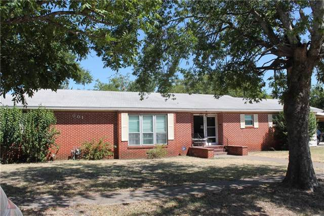 1001 W 4th Street, Mcgregor, TX 76657 (MLS #191131) :: A.G. Real Estate & Associates