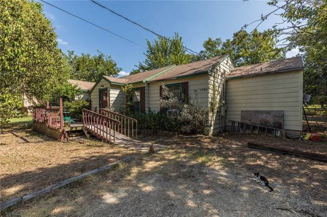 1730 Egan Lane, Waco, TX 76705 (MLS #191141) :: A.G. Real Estate & Associates